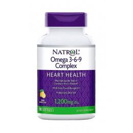 Natrol. Omega 3-6-9 Complex - 90 капс