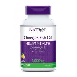 Natrol. Omega 3 - 1000 мг - 90 капс