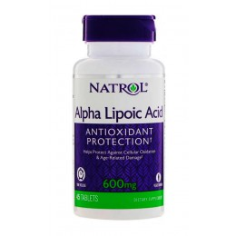 Natrol. Alpha Lipoic Acid 250 мг - 120 капс