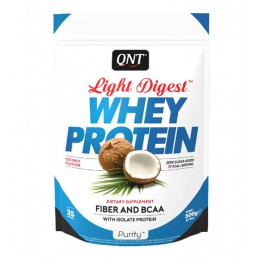 QNT. Whey Protein Light Digest 500 г