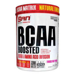 SAN. BCAA Boosted - 417 г