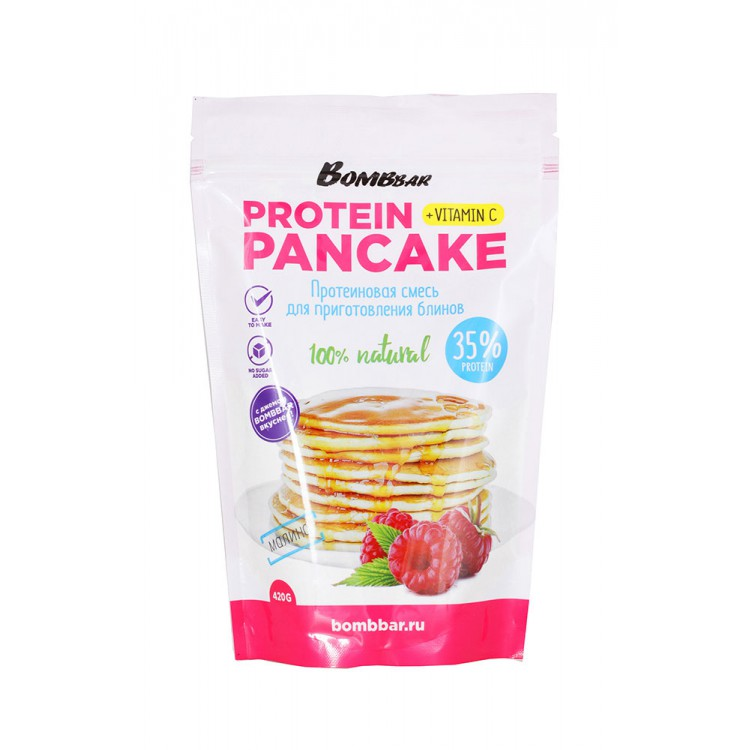 Bombbar. Protein Pancake (блинная смесь) - 420 г