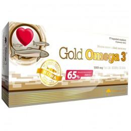 Olimp. Gold Omega-3 1000мг - 60 капс