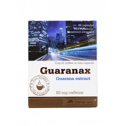 Olimp. Guaranax - 60 капс