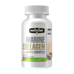 Maxler. Marine Collagen Complex - 90 таб