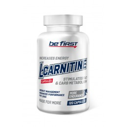 BeFirst. L-carnitine capsules - 120 капс