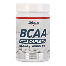 GeneticLab. BCAA 2:1:1 + B6 - 90 капс