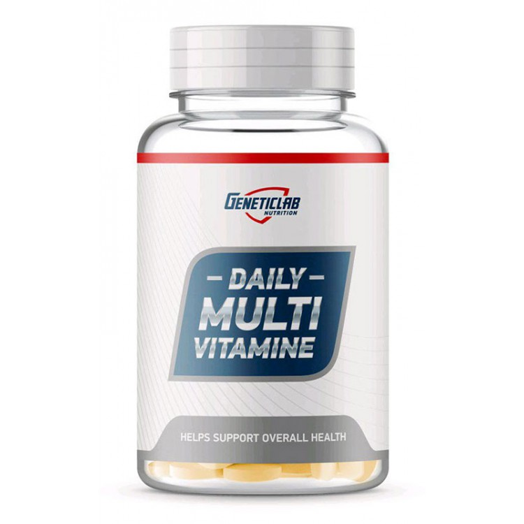 GeneticLab. Multivitamin Daily - 60 таб