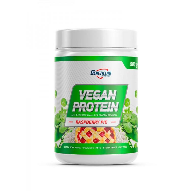 GeneticLab. Vegan Protein - 900 г