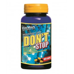 FitMax. Dont Stop  - 60 капс