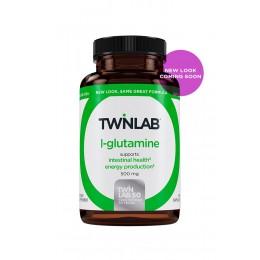 TwinLab. L-Glutamine 500 мг - 100 капс