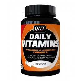 QNT. Daily Vitamins - 60 капс