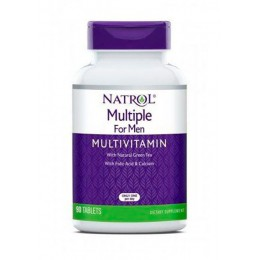 Natrol. Multiple for Men Multivitamin - 90 таб