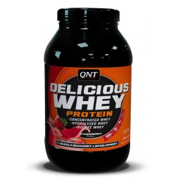 QNT. Delicious Whey Protein - 1000 г