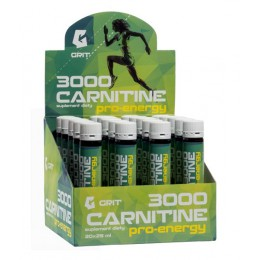 FitMax. L-Carnitine 3000 Pro-Energy 25 мл - 1 амп
