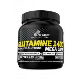 Olimp. Glutamine Mega Caps 1400 - 300 капс
