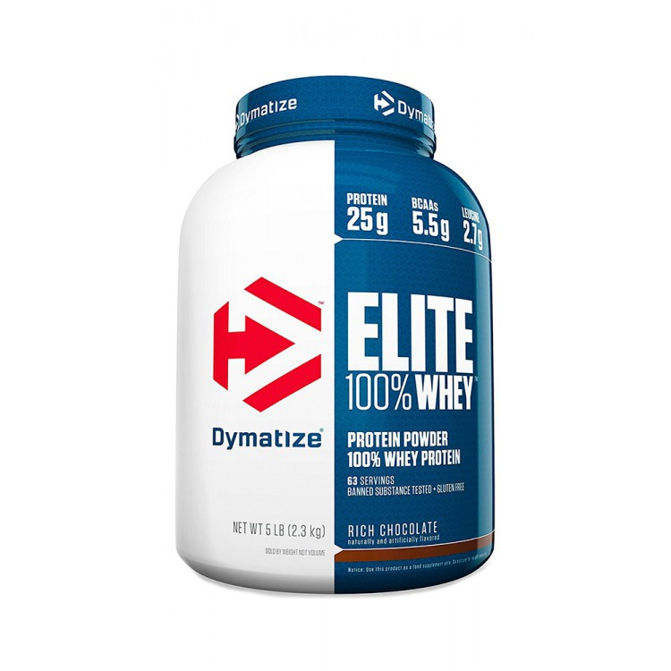 Dymatize. Elite Whey - 2270 г