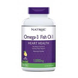 Natrol. Omega 3 - 1000 мг - 150 капс
