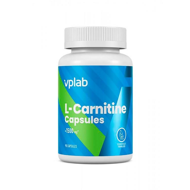 VPLab. L-Carnitine Capsules - 90 капс