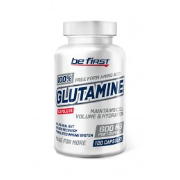 BeFirst. Glutamine caps - 120 капс