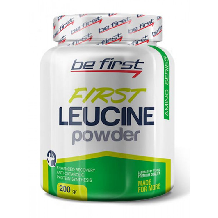 BeFirst. Leucine powder - 200 г