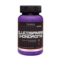 Ultimate. Glucosamine & Chondroitin - 60 таб