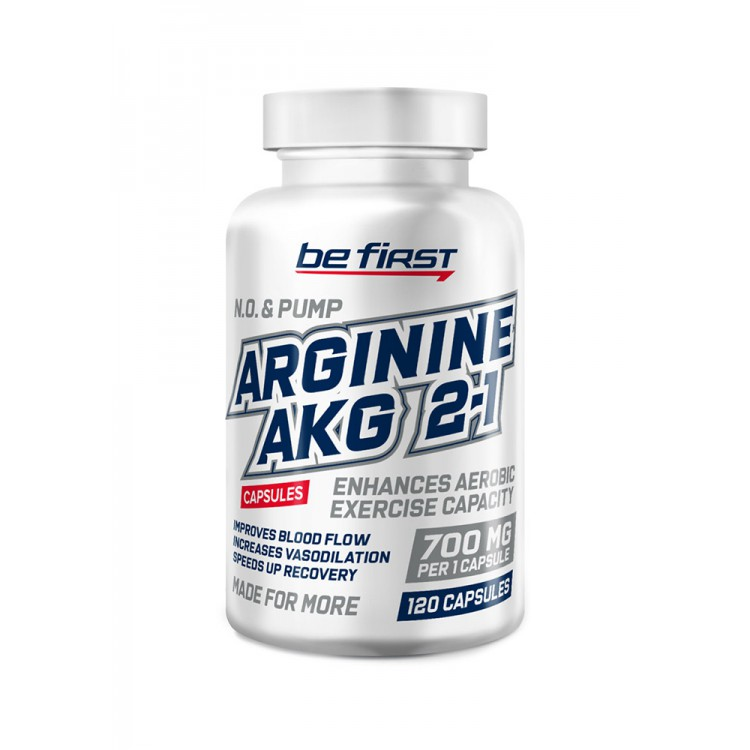 Befirst. AAKG Capsules - 120 капс
