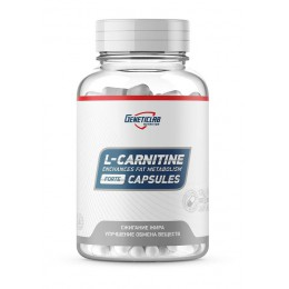 GeneticLab. L-Carnitine Capsules - 60 капс