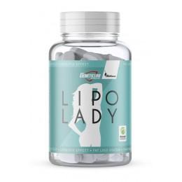 GeneticLab. LIPO LADY - 120 капс