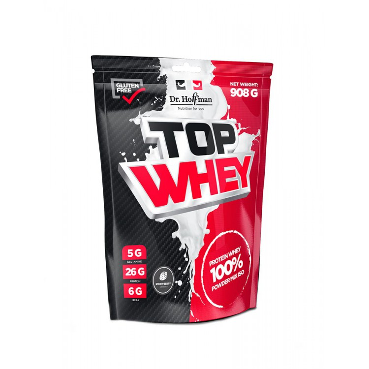 Dr.Hoffman. Top Whey - 908 г