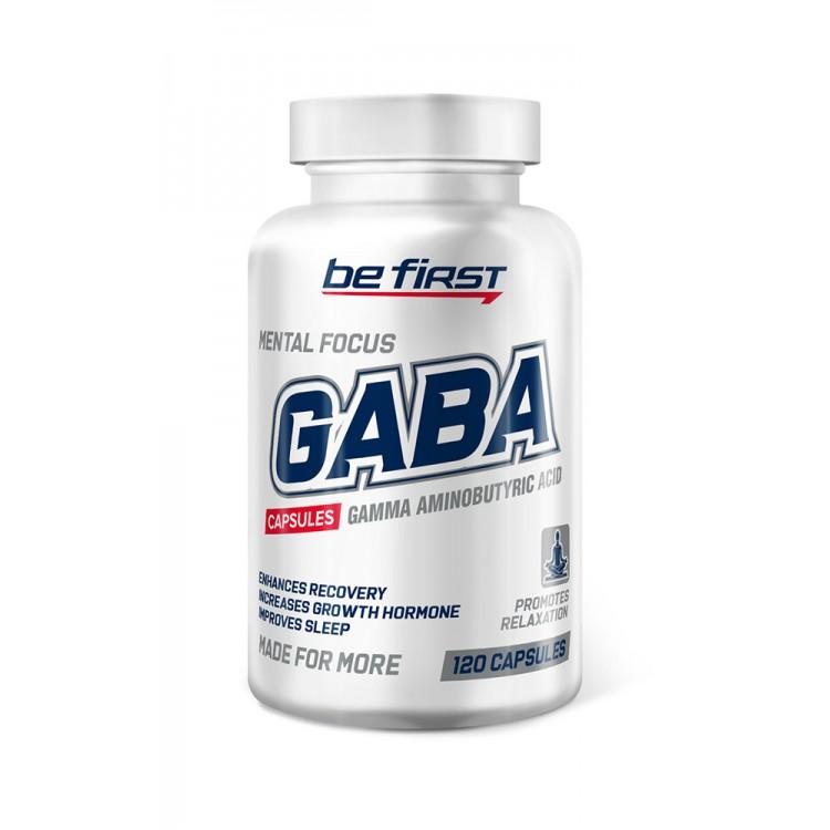 BeFirst. GABA - 120 капс