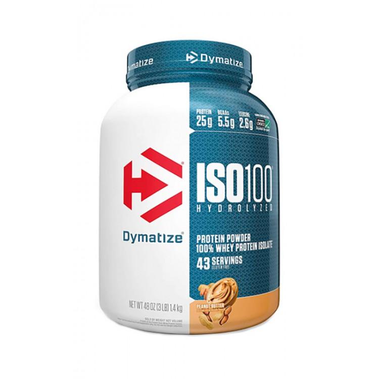 Dymatize. ISO-100 - 1360 г