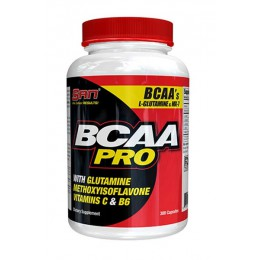 SAN. BCAA-PRO 5000 - 300 капс
