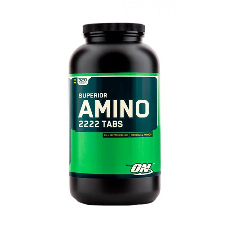ON. Super Amino 2222 - 320 таб