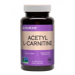 MRM. Acetyl L-Carnitine 500 мг - 60 капс