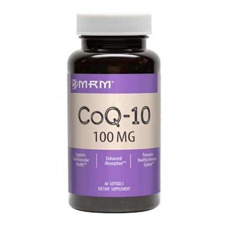 MRM. Q10 100 мг - 60 капс