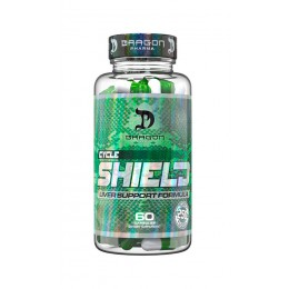 Dragon Pharma. Cycle Shield - 60 капс