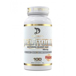 Dragon Pharma. Melatonin 10 мг - 100 таб