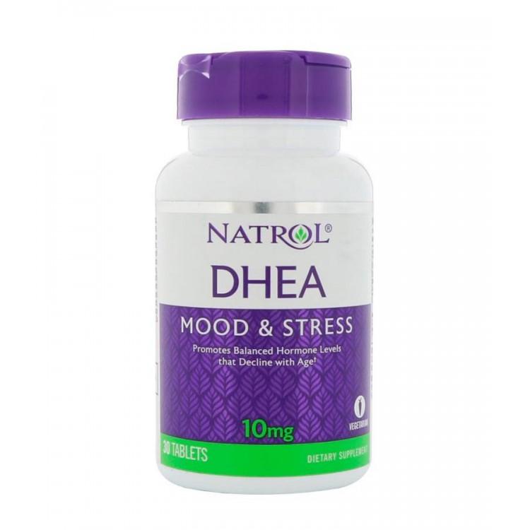 Natrol. DHEA 10 мг - 30 таб