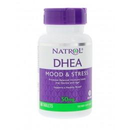 Natrol. DHEA 50 мг - 60 таб