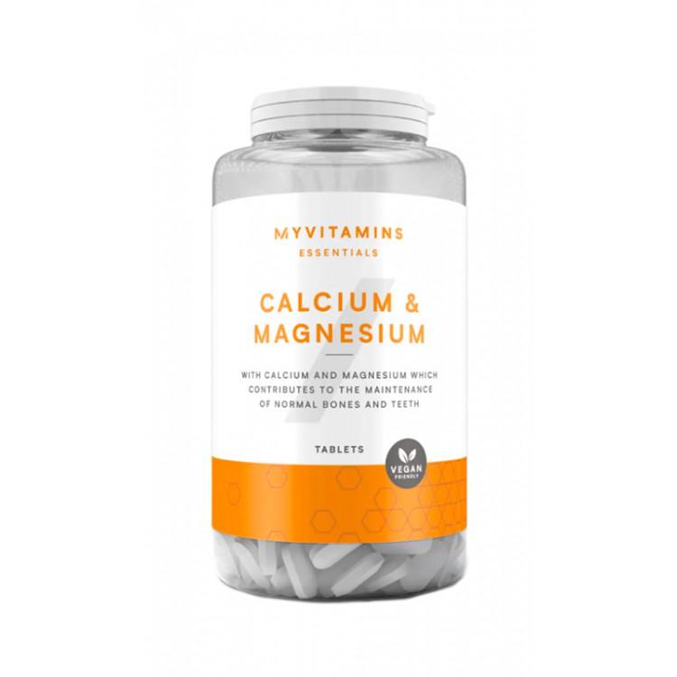 MyProtein. Calcium & Magnesium - 90 таб