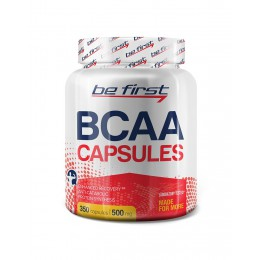 BeFirst. BCAA Capsules - 350 капс