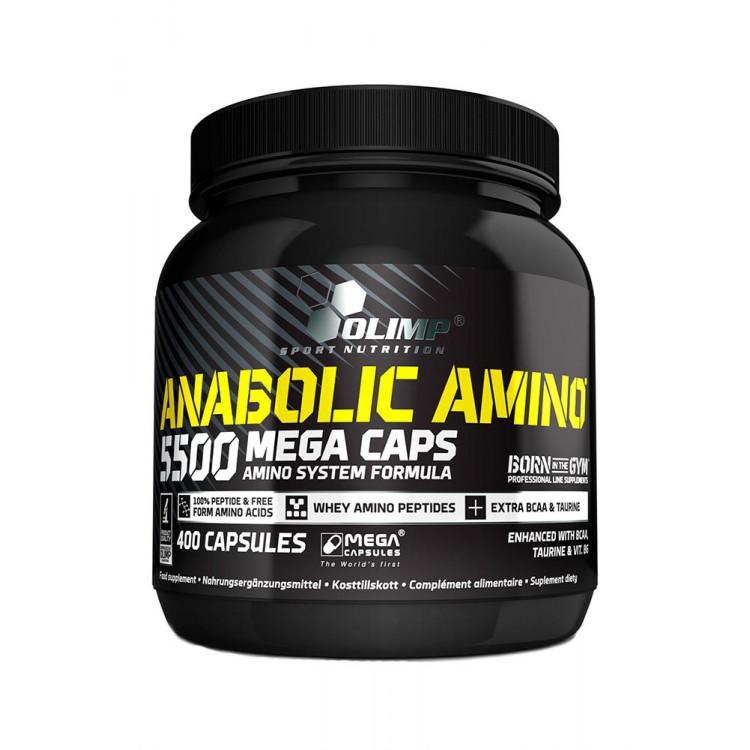 Olimp. Anabolic Amino 5500 - 400 капс