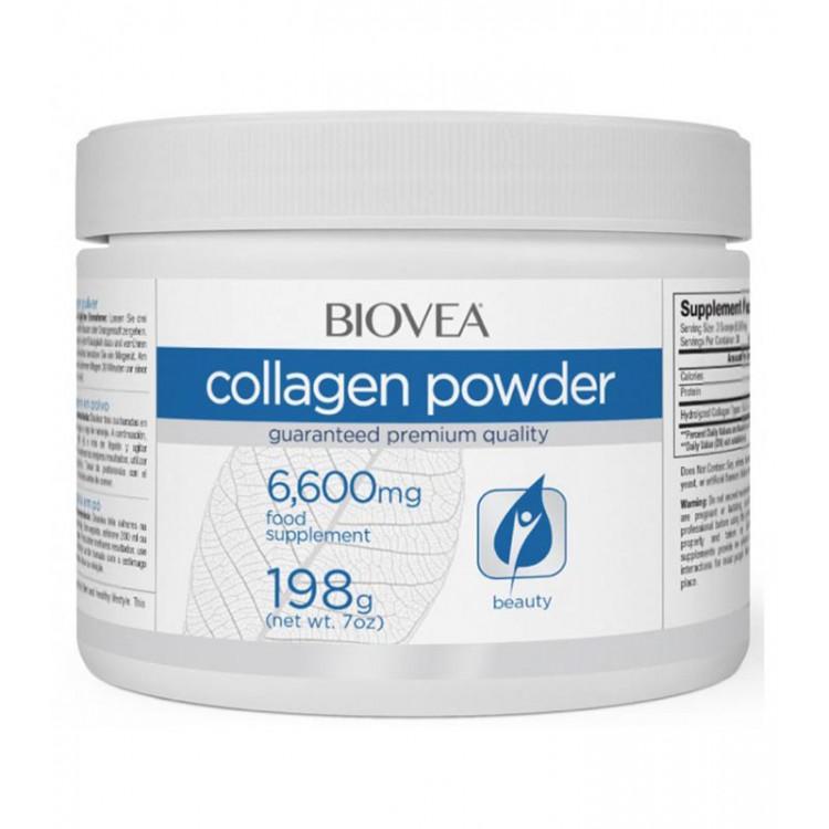 Biovea. Collagen 6600 мг - 198 г