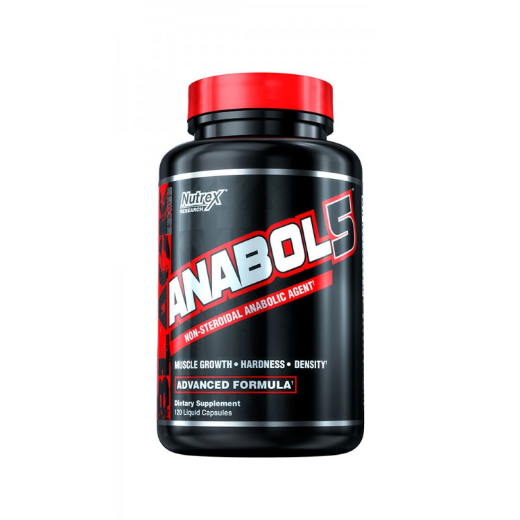 Nutrex. Anabol-5 - 120 капс