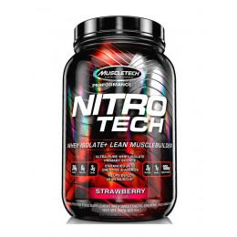 MuscleTech. Nitro Tech - 907 г