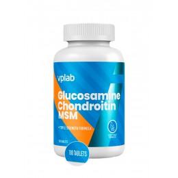 VPLab. Glucosamine Chondroitin MSM - 180 таб