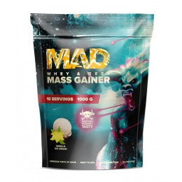 MAD. Whey & Beef Mass Gainer - 1000 г