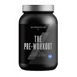 MyProtein. The Pre-Workout - 30 порции