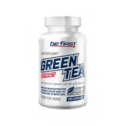 BeFirst. Green tea extract - 120 капс